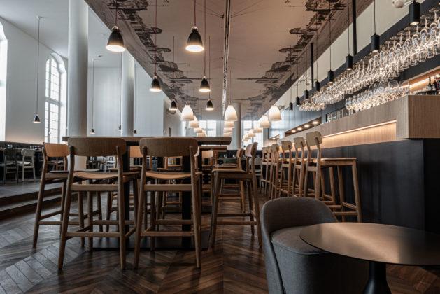 restaurant quai steffen à la gare de luxembourg-ville